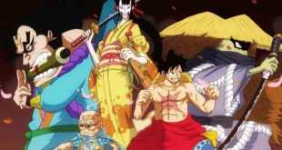 Wow, One Piece 991: Nasib Red Scabbards Berakhir?